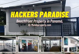 Hackers Paradise-Beachfront House For Sale